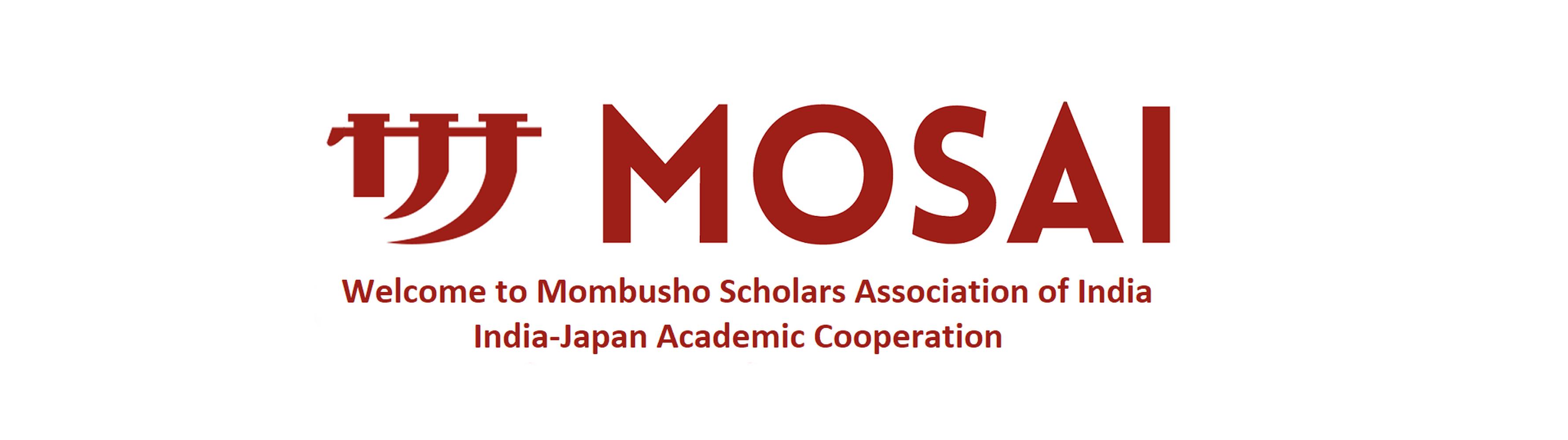 MOSAI – Mombusho Scholars Association of India